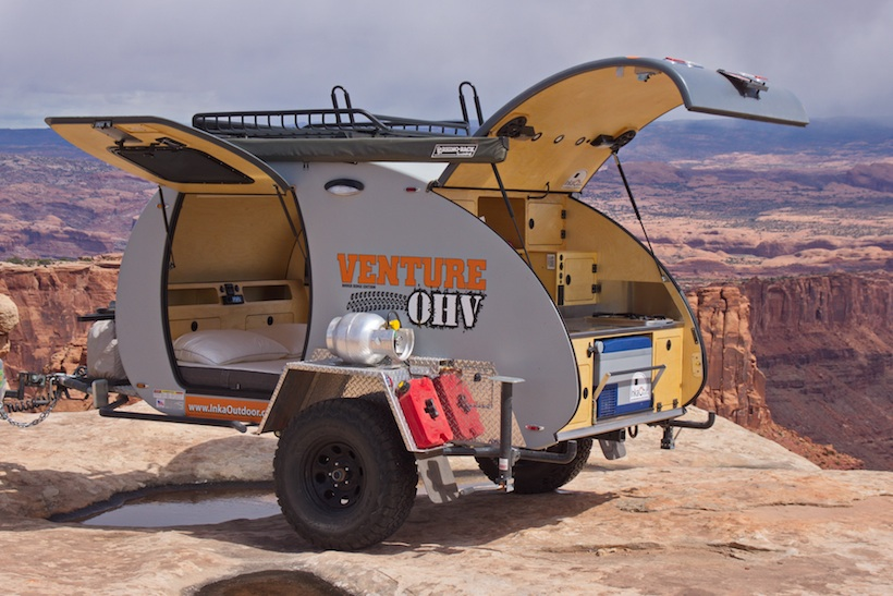 Giant List Of The Best Off Road Camping Trailers Wild Rye